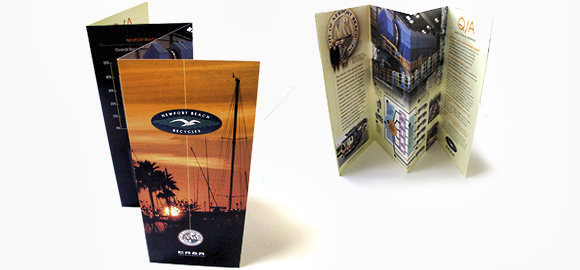 Newport beach brochure